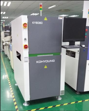 惠州KY8080 3D SPI锡膏检测仪