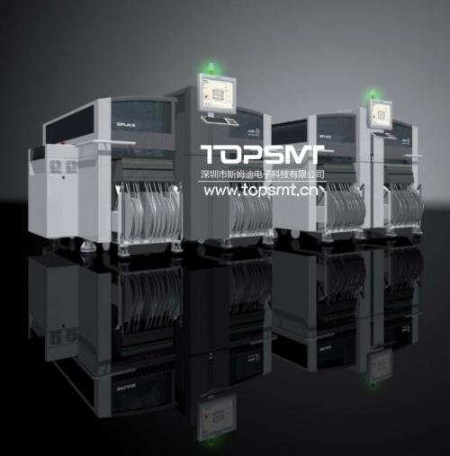 西门子贴片机X2S精密度高、速度大