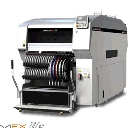 富士贴片机AIMEX IIS扩展型贴片机