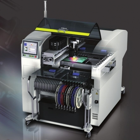 富士贴片机XPF-W高速复合型