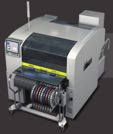 富士贴片机XPF-L 贴片机整条SMT生产线设备