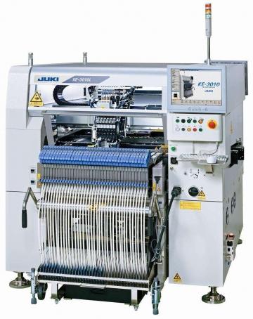 JUKI KE-3010 高速贴片机